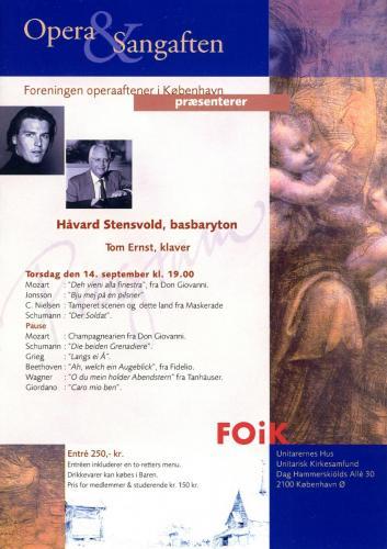 2000-09-14 Håvard Stensvold-Tom Ernst