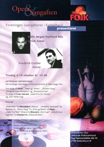 2000-10-10 - Niels Jørgen Riis-Fredrich Gürtler