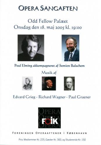 2005-05-18 - Poul Elming-Semion Balschem