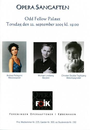 2005-09-22 - Andrea Pellegrini-Micahel Lindberg-Christen Stubbe Teglbjærg