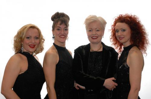 2006-04-04 Berit Meland-Isabel-Piganiol-Madeleine Sjöstrand-Anne Kleinstrup - ScanDivas