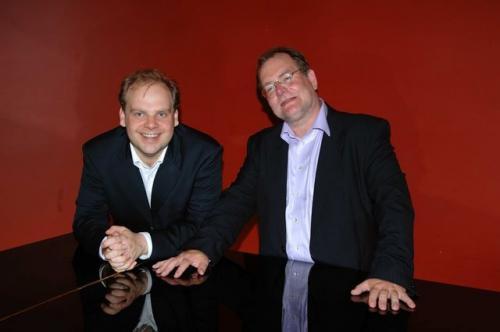 2008 08 18 Lars Woldt og Niels Muus