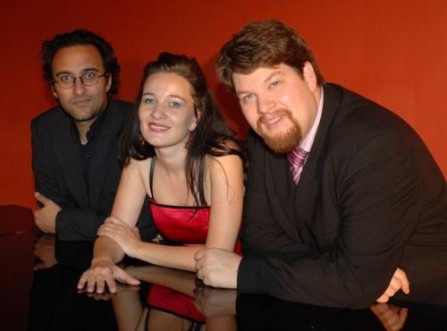2008 10 07 Lisa Tjalve, sopran og Sune Hjerrild, tenor