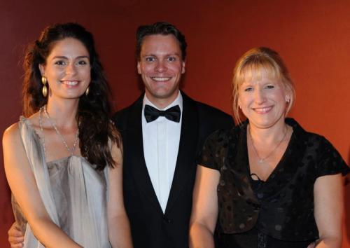 2010 09 02 Andrea Pellegrini, mezzosopran Mathias Hedegaard, tenor og pianist Carol Conrad