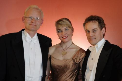 2011 03 31 sopran Elsebeth Dreisig og tenor Jan Lund samt pianist Thomas Rischel