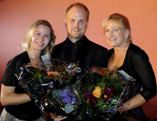 2011 09 08 Signe Asmussen - Bo Kristian Jensen - Carol Conrad