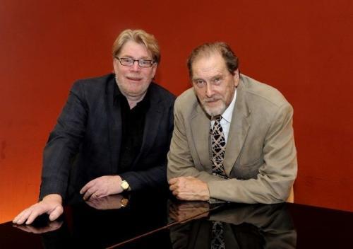 2011-10-10 Stig Fogh Andersen og Friedrich Gürtler-S