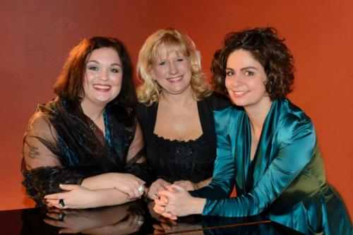 2012-11-06 sopran Erika Roos, pianist Carol Conrad og mezzosopran Andrea Pellegrini