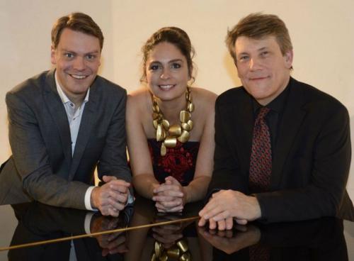 2013-11-21 Mathias Hedegaard, tenor og Andrea Pellegrini, mezzosopran og Christen Stubbe Teglbjærg, pianist