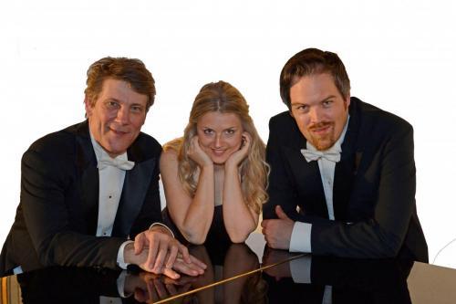 2014-05-07 Christen Stubbe Teglbjerg - Lina Johnson - Audun Iversen