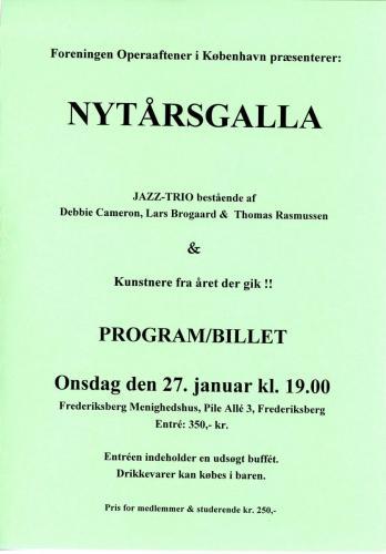 1999-01-27 Nytårsgalla