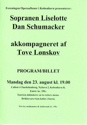1999-08-23 Liselotte Dan Schumacler og Tove Lønskov